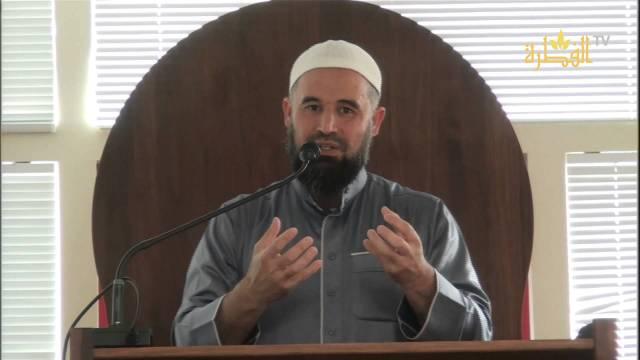 خطبة الجمعة – كيف تثبت على الطاعة من بعد رمضان | الشيخ عبد القادر الصالحي