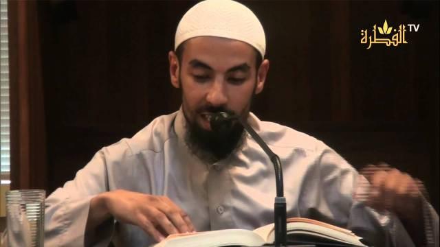 Glimp van het paradijs | Ustaadh Abderrahman Aboe Jouwairiah
