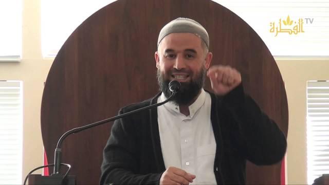 خطبة الجمعة – جدد يقينك بالله عز وجل | الشيخ عبد القادر الصالحي
