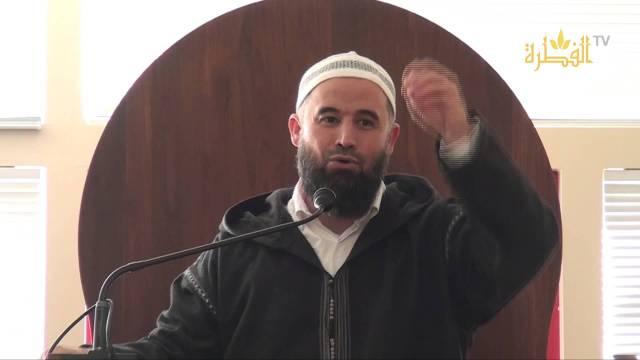 خطبة الجمعة – طوبى للغرباء – الشيخ عبد القادر الصالحي