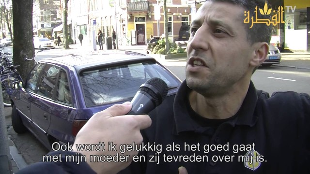 Straat-interviews: Hoe wordt jij gelukkig? | Utrecht