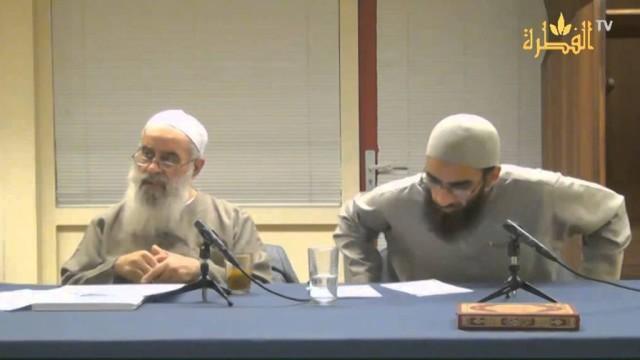 الشيخ احمد سلام – الوسطية – جزء الثاني