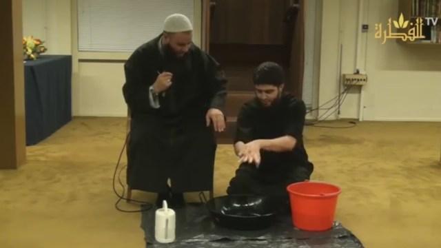 Hoe verricht ik de kleine wassing – Workshop | Ustaadh Taoufik Aboe Romaisae